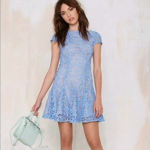 The Jetset Diaries 💙 Lace Dress